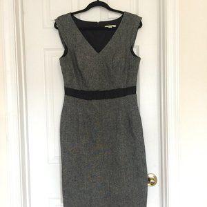 Banana Republic Herringbone Women's Dress size 10